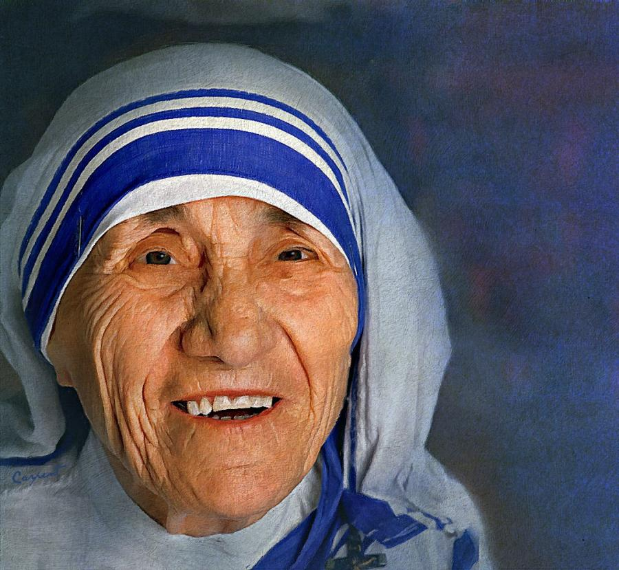 Why Were Called Mother Teresa Mother Teresa Catholic Elementary